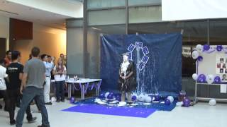 Jon Lorsch Pied for Johns Hopkins Relay for Life