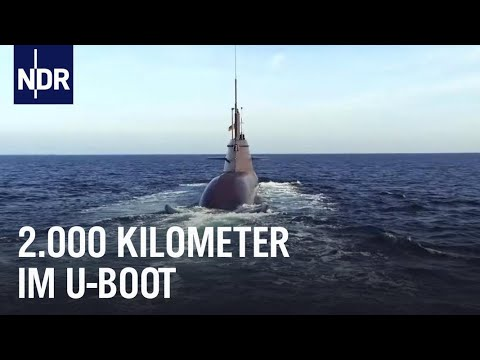 Unterwegs im U-Boot: