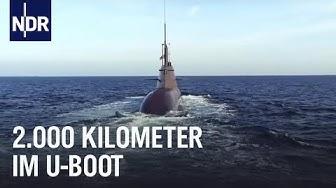 Unterwegs im U-Boot: Auf Transitfahrt mit U 31 | die nordstory | NDR Doku