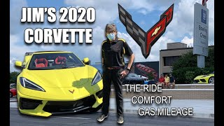 JIMS 2020 ACCELERATE YELLOW CORVETTE EXPERIENCE & COMPARISON to C7