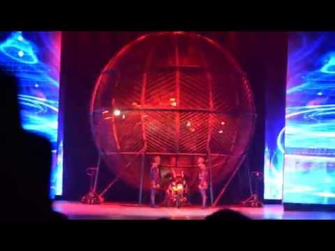 Acrobatics & Talent Show in Beijing, China