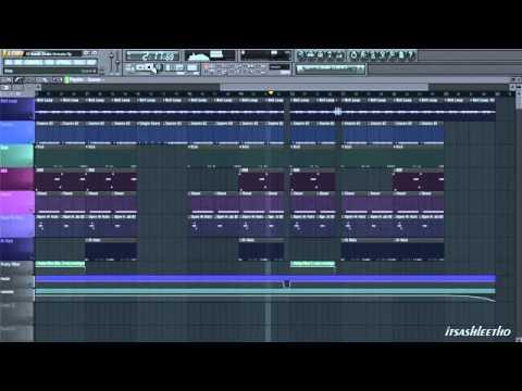 FL Studio Remake - Drake - 10 Bands (Instrumental) [FLP + Presets]