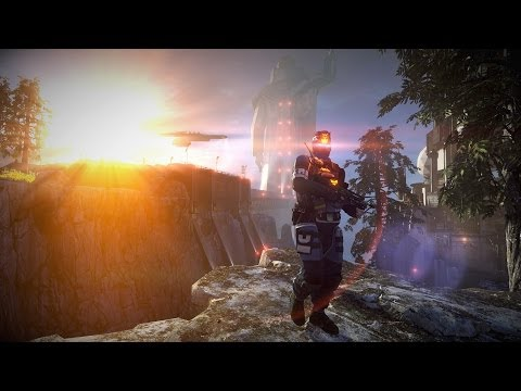 Catch 13 straight minutes of Killzone: Shadow Fall gameplay