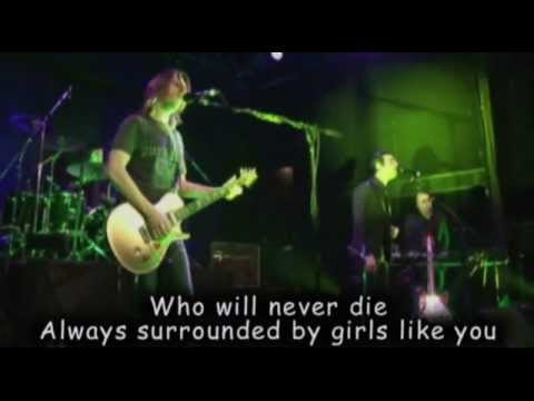 Blackfield - The hole in me Live NYC (Lyrics)