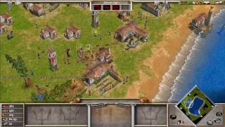 Age of Mythology Poseidon vs Hades HD