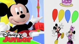 La Casa de Mickey Mouse: Momentos Especiales - El cumpleaños de Minnie | Disney Junior Oficial