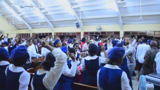 "Pentecostal City Missiom Church Jamaica Youths  ""Change is Coming"" praise rock"