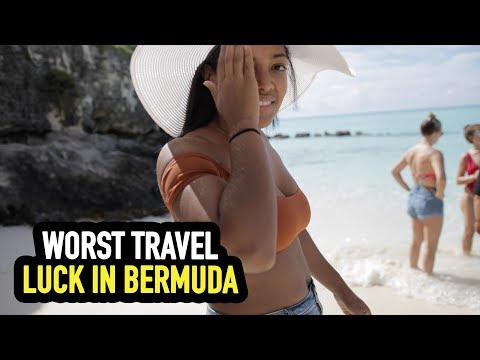 WORST TRAVEL LUCK IN BERMUDA!
