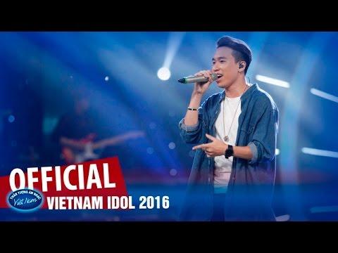 VIETNAM IDOL 2016 - GALA 1 - LA LA LA - QUANG ĐẠT