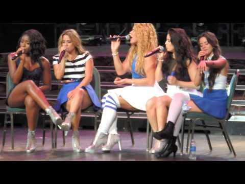 Fifth Harmony - Who Are You @ Del Mar Fair, CA 6/23/15