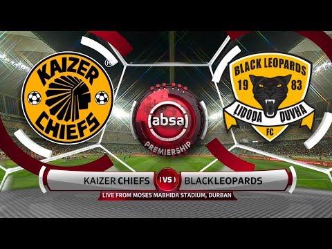 Absa Premiership 2019/20   Chiefs vs Leopards   Highlights