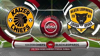 Absa Premiership 2019/20 | Chiefs vs Leopards | Highlights