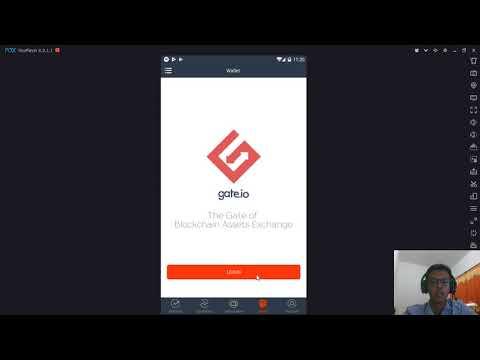 Tutorial Cara Trading Bitcoin & Kripto Di Aplikasi Gate.io (Android)