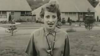 Documentary Racism In Newly Built Levittown PA. (1957) Rare Footage. Compelling.