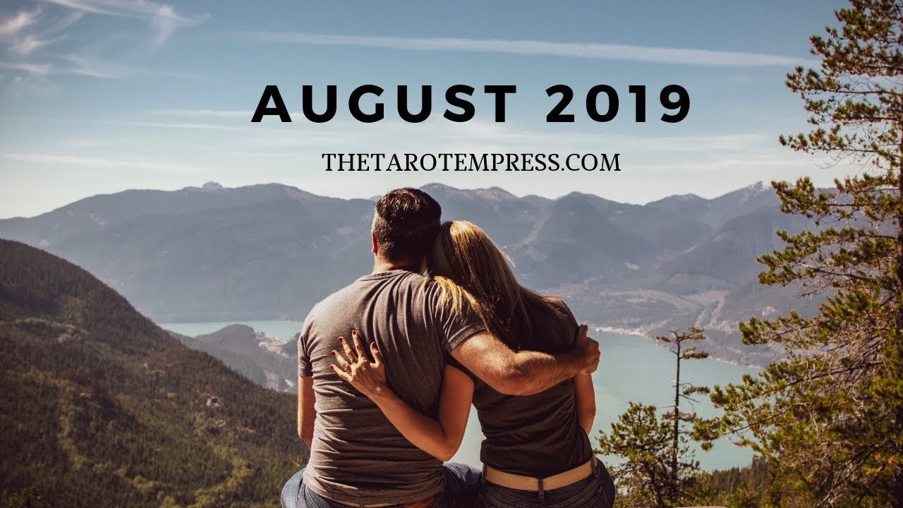 SCORPIO, THEY ARE OBSESSED WITH YOU - AUGUST 2019