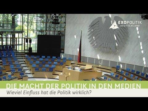 Die Macht der Politik in den Medien - Wieviel Einfluss hat die Politik wirklich?