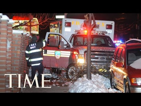 EMT Killed After Man Steals Ambulance And Runs Her Over: 'She Was Dragged' | TIME