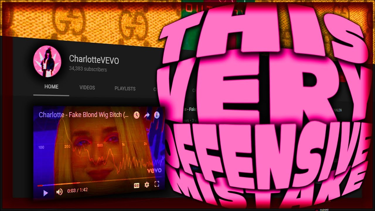 MARS ARGO TARGETED IN OFFENSIVE VIDEO BY CHARLOTTE VEVO (WHO IS RESPONSIBLE?)