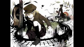 Repeat youtube video 【Kagamine Rin (Append Power, Warm), Kagamine Len (Append Cold, Serious)】1925【Acoustic】