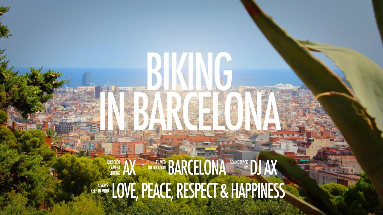 How And Where To Bike In Barcelona Biking In Barcelona Catalonia