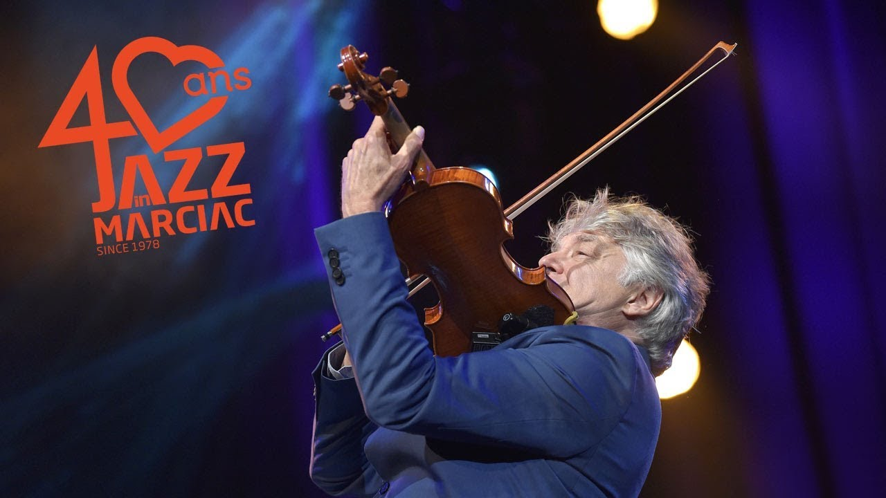 Didier Lockwood @ Jazz_in_Marciac | Mardi 8 août 2017