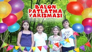 Video Balon Patlatma Yarışması | Balon Challenge download MP3, 3GP, MP4, WEBM, AVI, FLV Desember 2017