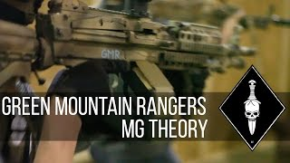 Green Mountain Rangers : Airsoft Machine Gun Theory