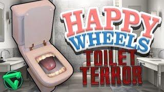 Happy Wheels: TOILET TERROR