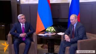 Հայաստանում ըմբոստության համար «մեծ խթան են ապահովում պարոն Պուտինը և իր վարչախումբը»