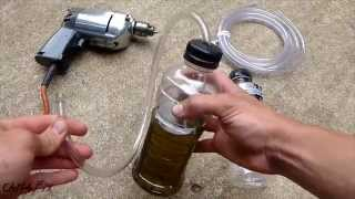 How to Make a One Person Brake Bleeder for Under $5