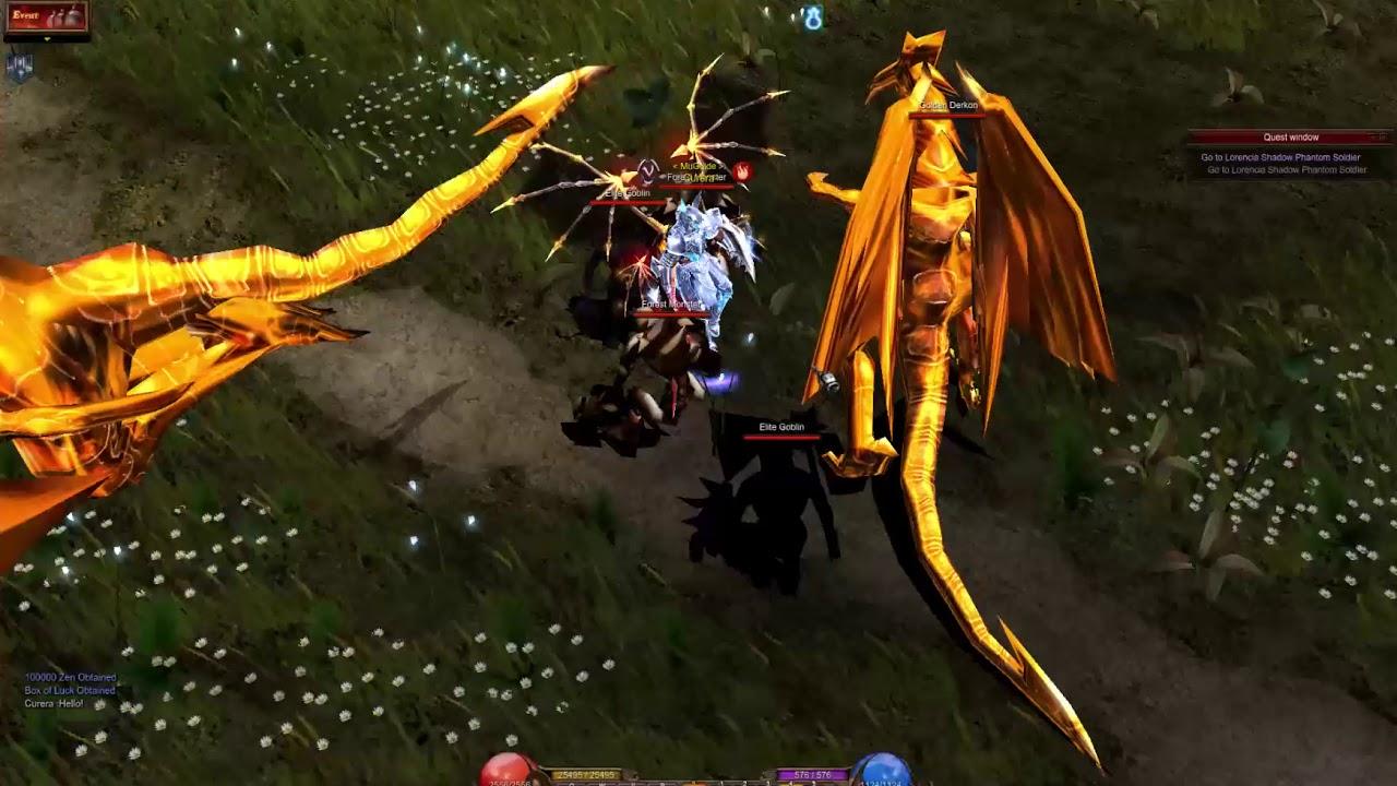 Golden Dragon Online