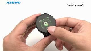 2019 Smart Watch Kingwear KW19 Smartwatch