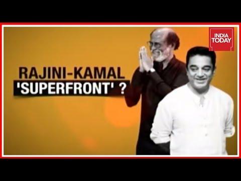 Will There Be Rajini-Kamal Superfront In Tamil Nadu ? | 5ive Live