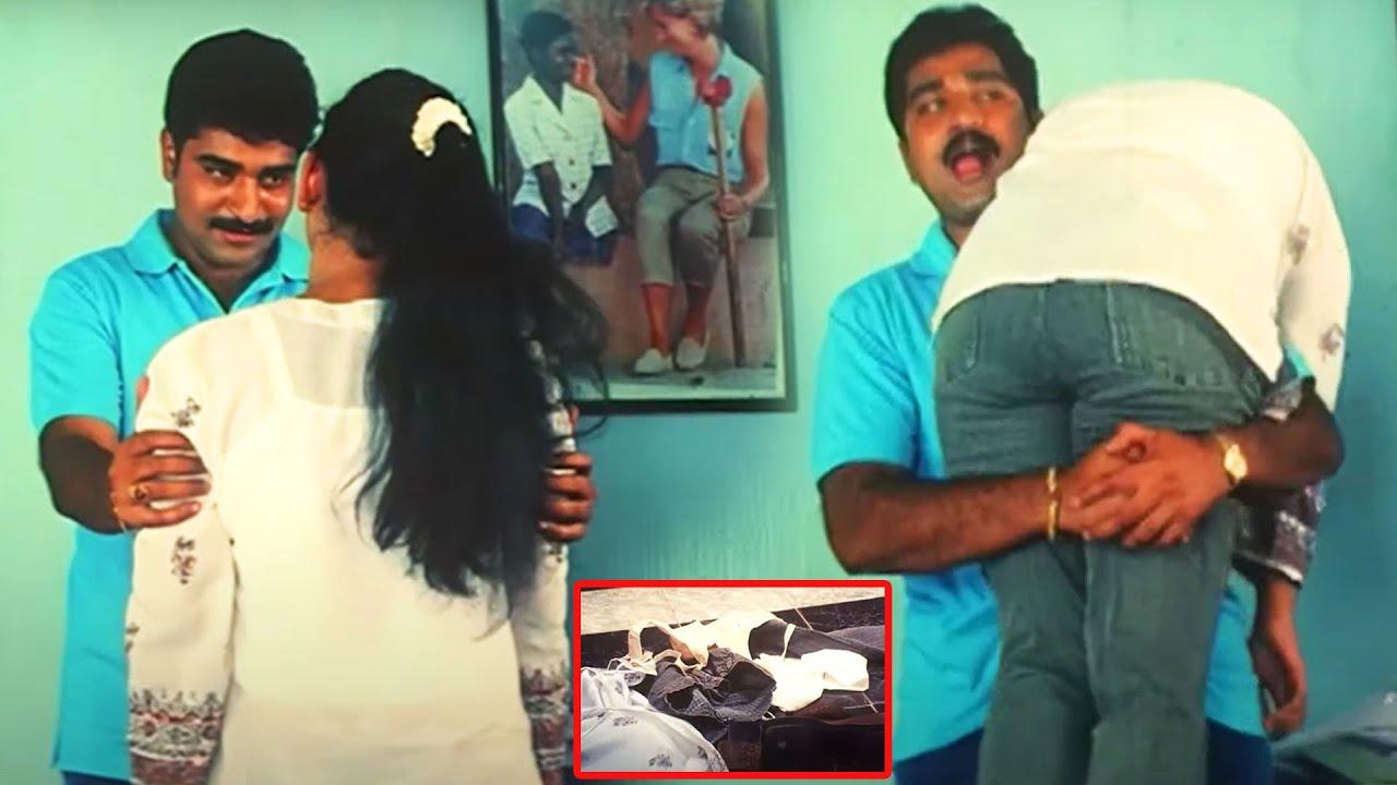Download Rajeev Kanakala And Uma Super Hit Movie Romantic Scene || Telugu Scenes || Theatre Movies