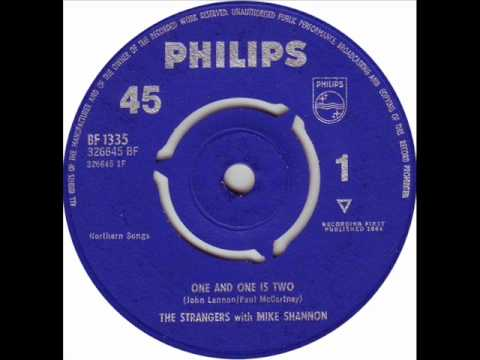 The Strangers with Mike Shannon - One and one is two (1964)