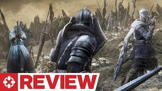Dark Souls 3: Ashes of Ariandel Review (Video Game Video Review)