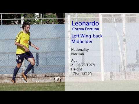 Leonardo Fortuna 97 - Left Wing Back/Midfielder - Highlights Next Academy