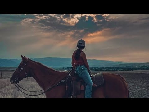 God's Country || Western Riding Music Video