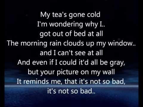 Stan - Eminem Ft. Dido - (Lyrics)