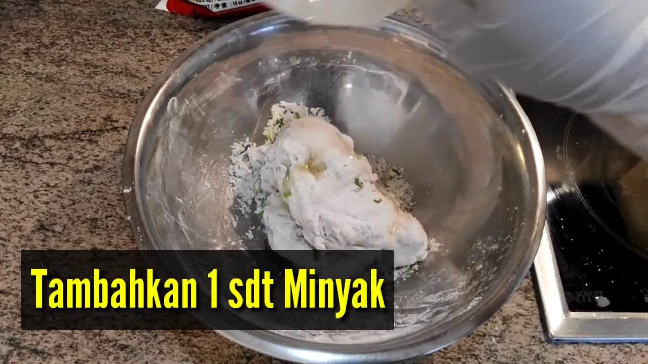 Cara Membuat Cireng Crispy Dan Empuk