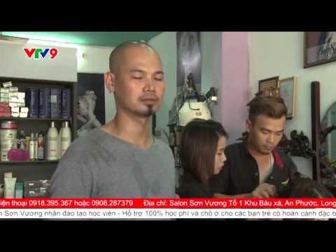 VTV9  Salon Sơn Vương -Cây kéo vàng Đồng Nai [ 04-09-2015 ]