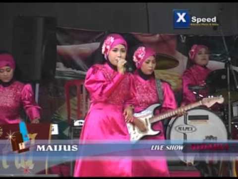 Nida Ria Semarang Maijus vc Afika