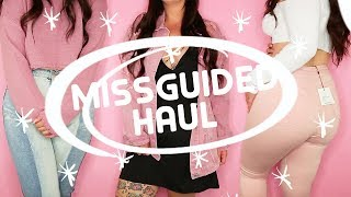 NEW! Missguided Haul! | by tashaleelyn