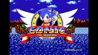 Sonic Hack Longplay - Sonic the Hedgehog - Regal Adventures