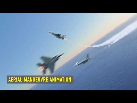 Singapore MOD - Singapore Airshow 2018 : Aerial Display Highlights [720p]