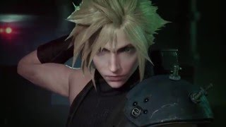 Final Fantasy VII Remake - Gameplay Trailer - 1080p