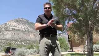 Kessler Canyon Shooting Academy Instructor Terry Vaughan on Repeatable Draw.