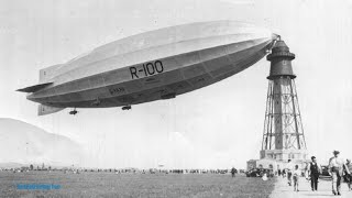 R100: Cardington to Canada and Back - with Roger Allton
