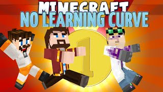 Minecraft - No Learning Curve #3 - Gold Standard Jumping (Minecraft Puzzle Map)