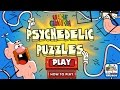 Uncle Grandpa: Psychedelic Puzzles - 1992 Called & Belly Punch (Cartoon Network Games)